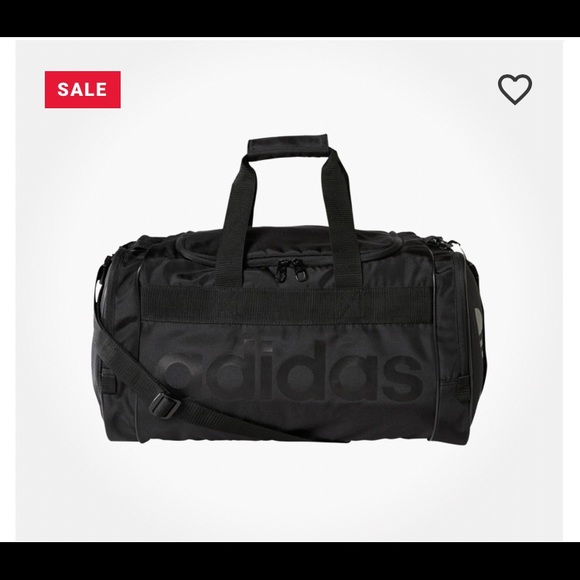 0d697f1c37 Adidas large Santiago gym duffle bag NEW WITH TAGS
